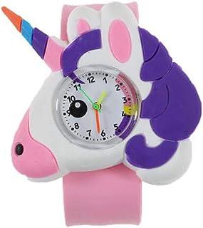 Orologio Bambino ZWRY Orologi per bambini Dinosaur World Orologio per bambini Orologio giocattolo per bambini per ragazza ...