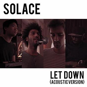 Let Down (Acoustic Version)