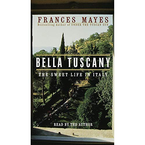 Bella Tuscany audiobook cover art