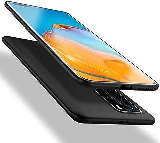 X-level Huawei P40 Pro Case, Slim Fit Soft TPU Ultra Thin P40 Pro Mobile Phone Cover Matte Finish Coating Grip Anti-Finger...
