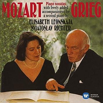Mozart, Grieg: Piano Sonatas