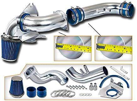 Rtunes Racing Cold Air Intake Kit Filter Combo BLUE For 97-00 Ford Explorer//Ranger V6 4.0L SOHC