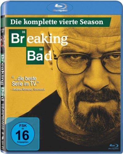 Breaking Bad - Die komplette vierte Season [Blu-ray]
