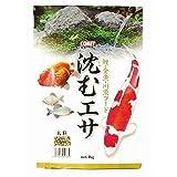 (まとめ買い)イトスイ 鯉 金魚 川魚の餌 コメット 沈むエサ 大粒 1kg 【×4】