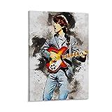 baozou Smudge of George Harrison Poster dekorative Malerei