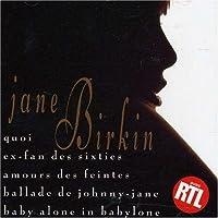 Jane Birkin by Jane Birkin (1993-01-19)