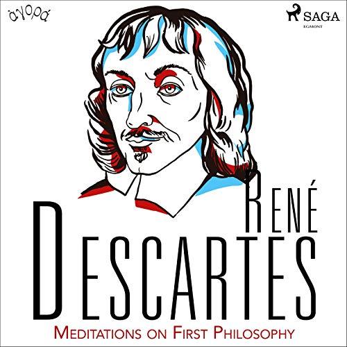 『Descartes' Meditations on First Philosophy』のカバーアート