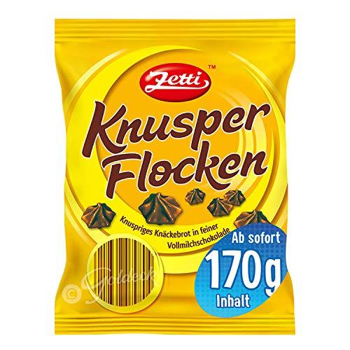 Zetti Knusperflocken Vollmilch ++ DAS Ostprodukte Geschenk 170g