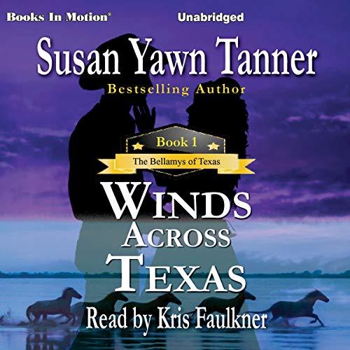 Winds Across Texas audiobook cover art