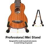 Immagine 2 donner supporto per ukulele violino