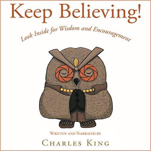 Keep Believing! cover art