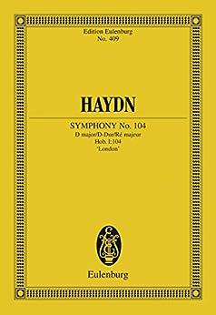 Symphony No. 104 D major: Hob. I: 104,