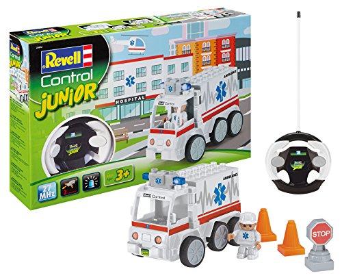 Revell RC-Junior Ambulance, weiß/rot