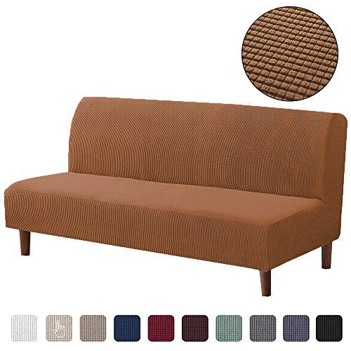 B/H Tejido Poliéster Poliéster Sofa Cubre,Funda de sofá elástica con Todo Incluido, Funda de sofá Plegable para el hogar-G_145-185cm,poliéster y Elastano Funda sofá