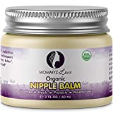 Product Image of the Best Nipple Cream for Breastfeeding Relief (2 oz) - Provides Immediate Relief To...