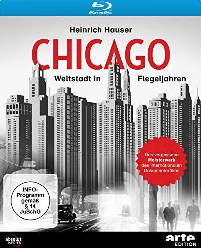 Chicago - Weltstadt in Flegeljahren (1931) [Blu-ray]