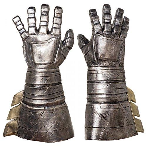 Batman Armored Gauntlets Adult Batman v Superman Costume Gloves