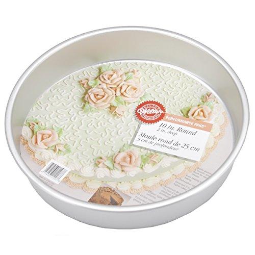 Wilton Aluminum Cake, 10-Inch round