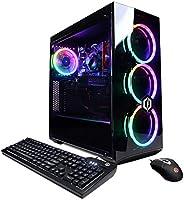 CyberpowerPC Gamer Xtreme VR Gaming PC, Intel i5-10400F 2.9GHz, GeForce GTX 1660 Super 6GB, 8GB DDR4, 500GB NVMe SSD,...