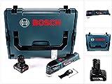 Bosch GOP 12V-28 - Taglierino a batteria 12 V brushless + 1 batteria 6,0 Ah...