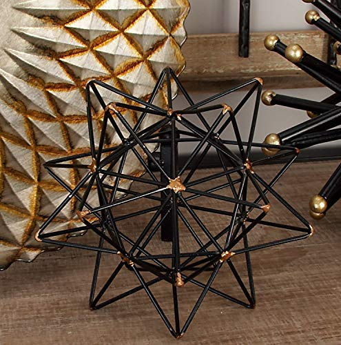 Trendy Metal Wire Star Décor