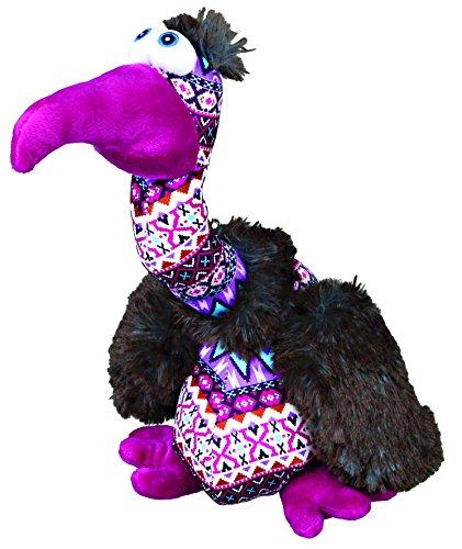 Trixie Geier Elfride Hundespielzeug, Plüsch, 28cm, 1Stück