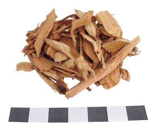 CharcoalStore Apricot Smoking Wood Chips (Large) 2 pounds