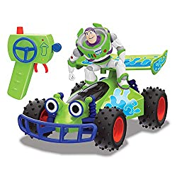 RC BUZZ BUGGY - has a 2 channel radio and full directional movement left, right forwards and backwards TURBO SPEED - blaze past Gabby Gabby and her army of puppets with the turbo speed function, which increases the speed of this top quality radio con...