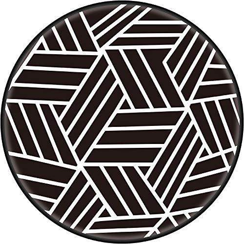 SUNER-EUR Leuke vloerstickers waterdicht en slijtvast tapijt stickers vloerdecoratie 60 * 60cm