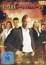 CSI: Miami - Season 2 [Alemania] [DVD]