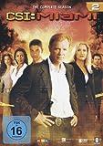 CSI: Miami - Season 2 [6 DVDs] - David Caruso