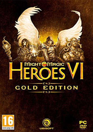 Heroes of Might & Magic VI - Gold Edition - NL/FR (PC)