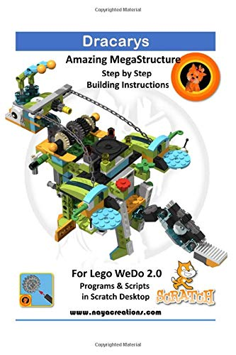 Dracarys: Model and project for Lego WeDo 2.0