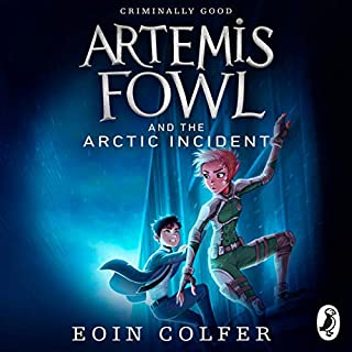 Artemis Fowl: The Arctic Incident                   By:                                                                                                                                 Eoin Colfer                               Narrated by:                                                                                                                                 Gerry O'Brien                      Length: 6 hrs and 48 mins     51 ratings     Overall 4.7