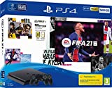 EA Sports Fifa 21 500GB PS4 Console + Second DualShock 4 Wireless Controller