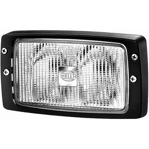 Preisvergleich Produktbild HELLA 1GB 996 080-021 Arbeitsscheinwerfer - Double-Beam - FF / Halogen - H3 - 12V / 24V - Einbau - Geländeausleuchtung - Kabel: 250mm - Stecker: AMP