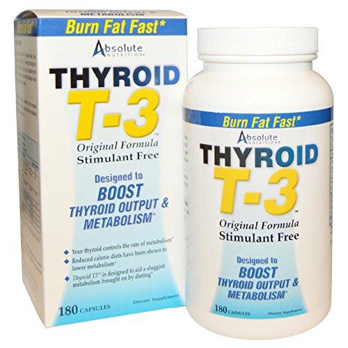 Thyroid T3-180 caps