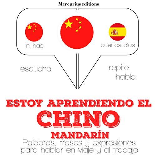 Estoy aprendiendo el chino (mandarín) cover art