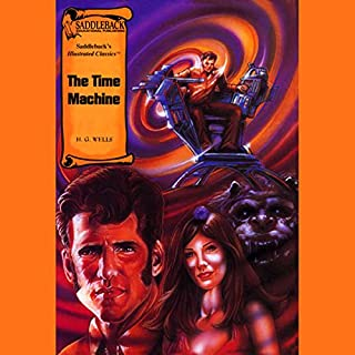 The Time Machine                   By:                                                                                                                                 H.G. Wells                               Narrated by:                                                                                                                                 Saddleback Educational                      Length: 40 mins     Not rated yet     Overall 0.0