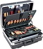 B&W Werkzeugkoffer Base Pockets, 120.02/P (Lieferung erfolgt ohne Werkzeug)
