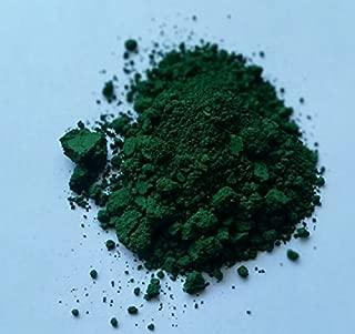 chromium hydroxide green
