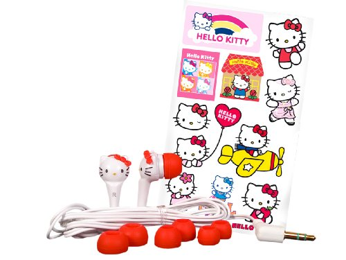 Nintendo Dsi und DS Lite Hello Kitty Earphone Set