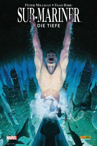 Sub- Mariner - Die Tiefe ***Auf 555 Exemplare limitiertes Exklusiv- Hardcover von der Messe