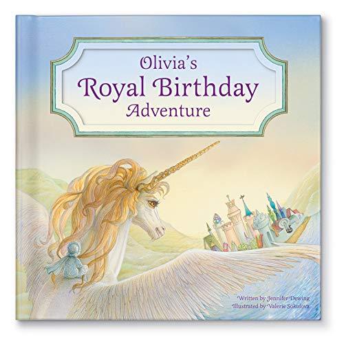 Uniquely Personalized Birthday Book