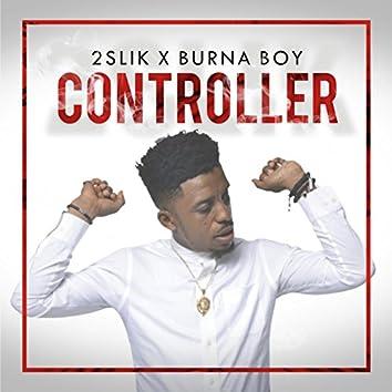 Controller (feat. Burna Boy)