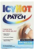 Icy Hot X3 Extra Strength Medicated Patch, Small, 5 Count