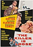 The Killer Is Loose [DVD] [Import]