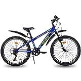 Hiland Road Bike 700c Racing Bike City Commuter Bicycle with 14 Speeds Drivetrain 55cm White