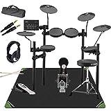 YAMAHA DTX432KUPGS 3シンバル拡張 マット付き自宅練習8点セット 電子ドラムセット ヤマハ