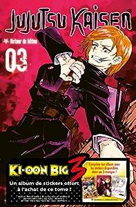 Jujutsu Kaisen OP Big 3 Tome 3